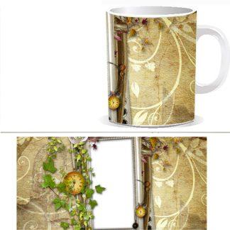 Чашка с фото в рамке W0028S